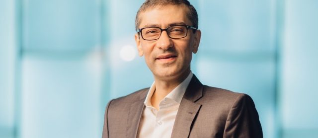 Inmarsat announces appointment of Rajeev Suri as CEO