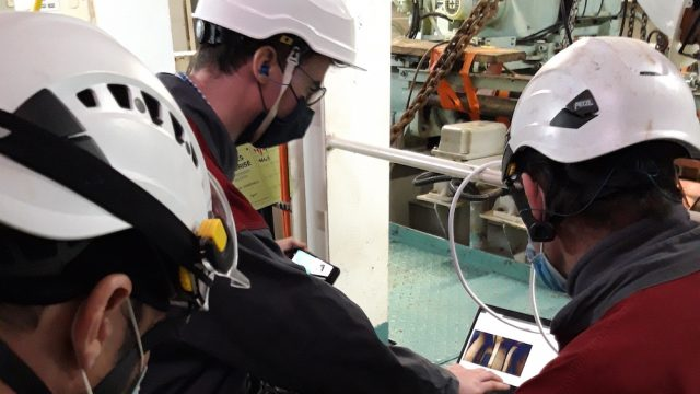 Bureau Veritas conducts successful proof of concept for corrosion detection