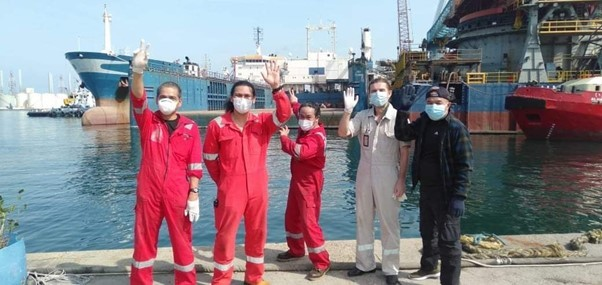 MLC support for abandoned seafarers – theory and practice