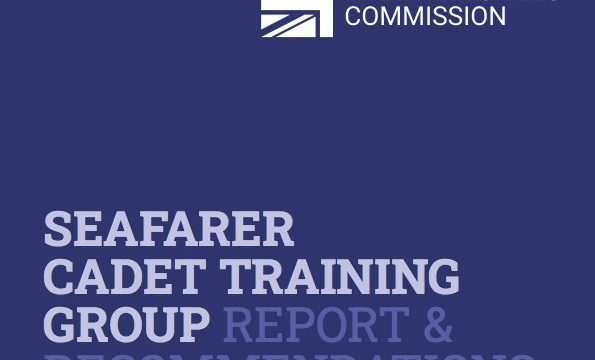 UK Maritime Skills Commission releases Seafarer Cadet Review Report
