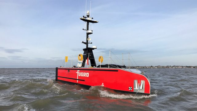 SEA-KIT awarded first Unmanned Marine Systems certificate by Lloyd's Register