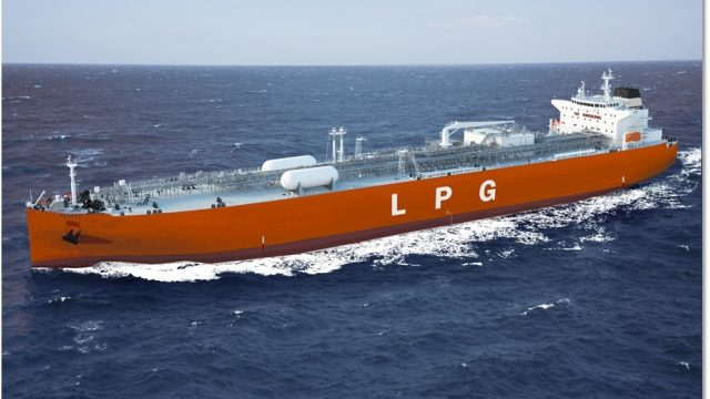 BV issues novel design approval for what will be the world's largest Very Large Gas Carriers (VLGCS)