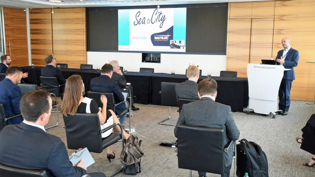LISW21 Sea to City Networking Scheme event